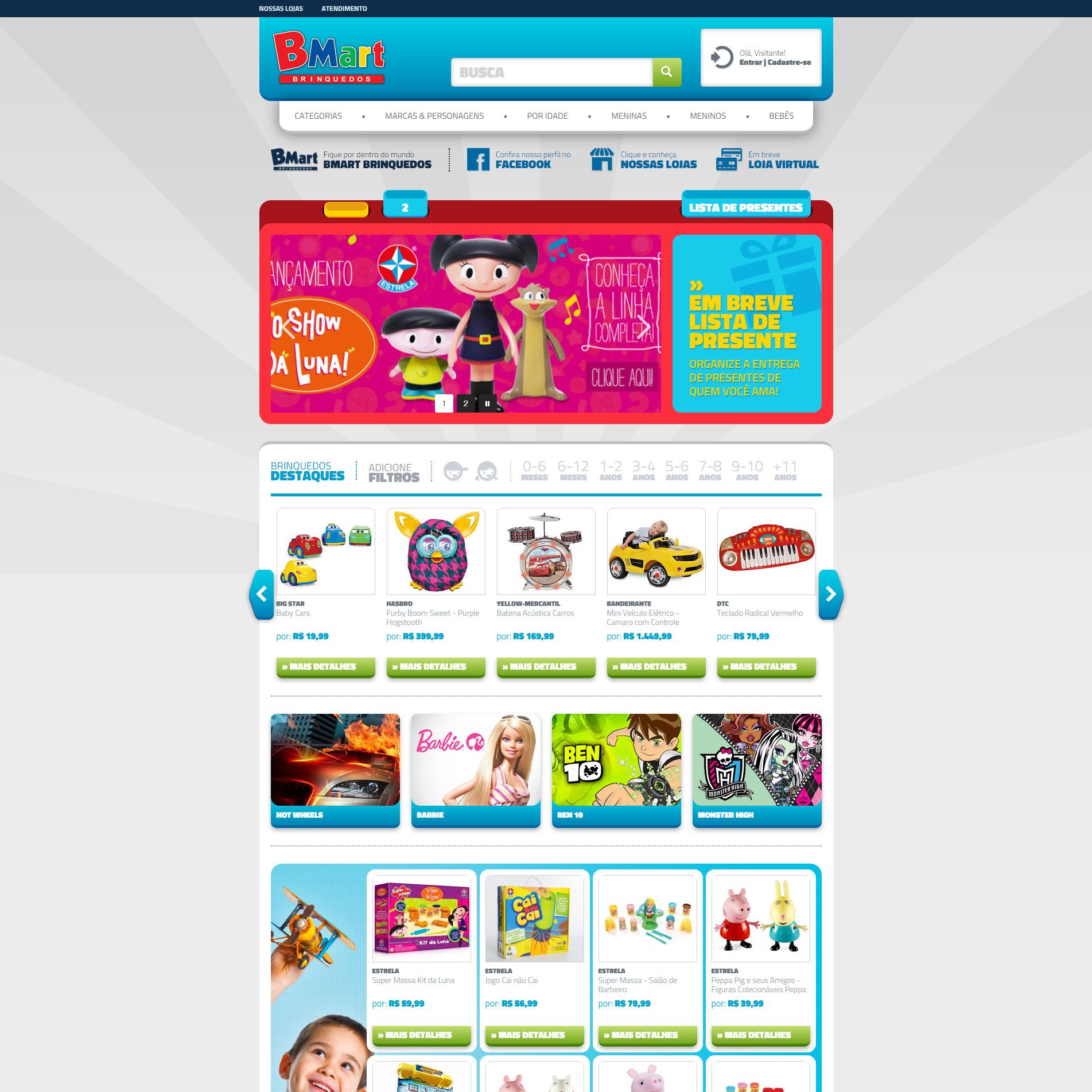 Catálogo Virtual-BMart